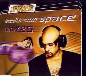 Release Letter Mq The Free Loveletter From Space Remixes Cd At Discogs