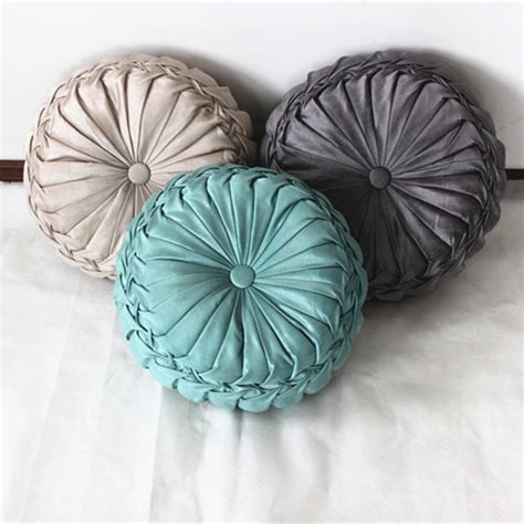 round sofa pillows aliexpress com buy vezo home handmade round sofa