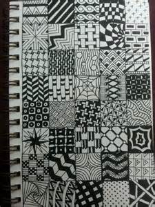 zentangle pattern library 40 different zentangle patterns like a sler