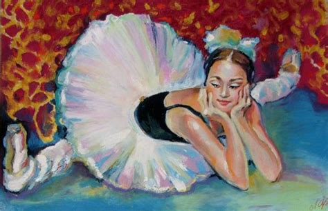relaxing painting videos relaxing ballet dancer by luda angel from drawings studies art gallery
