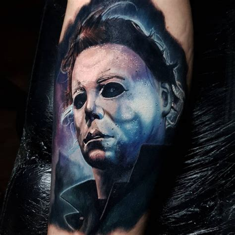 michael myers tattoo 2017 up stacie mayer