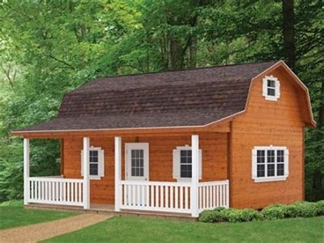 Cottage Complexes For Sale by Gambrel Cabins For Sale In Ohio Amish Buildings We
