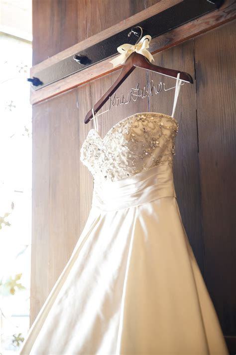 Wedding Dress Hanger by Wedding Dress Hanger Bridal Shower Gift By