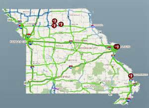 road condition map modot roads mostly cleared work continues to remove snow