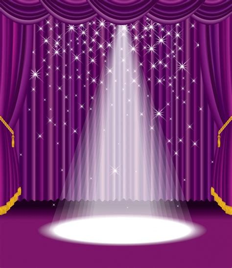 graphic curtains purple stage curtain vector free vector in encapsulated