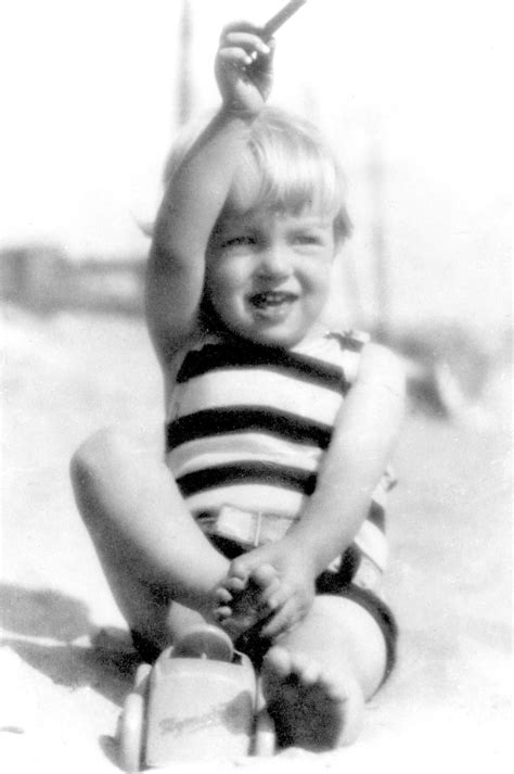 marilyn monroe s mother a young marilyn monroe with her mother at the beach