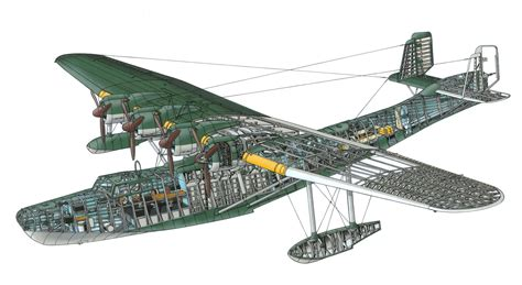 kawanishi flying boat wwii japanese flying boat kawanishi h6k quot mavis quot cutaway