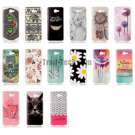 Casing Samsung J2 Prime Owl Color Custom Hardcase colored painting soft tpu back cover for samsung galaxy j5 prime animal