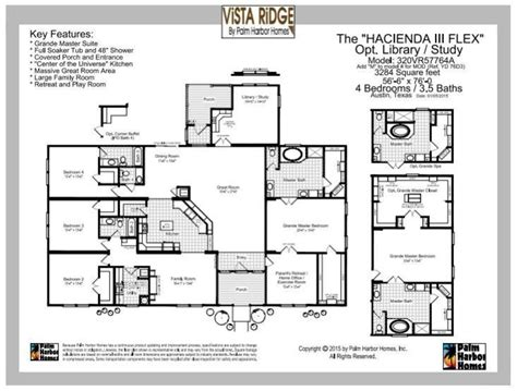 palm harbor manufactured home floor plans best of palm harbor manufactured home floor plans new