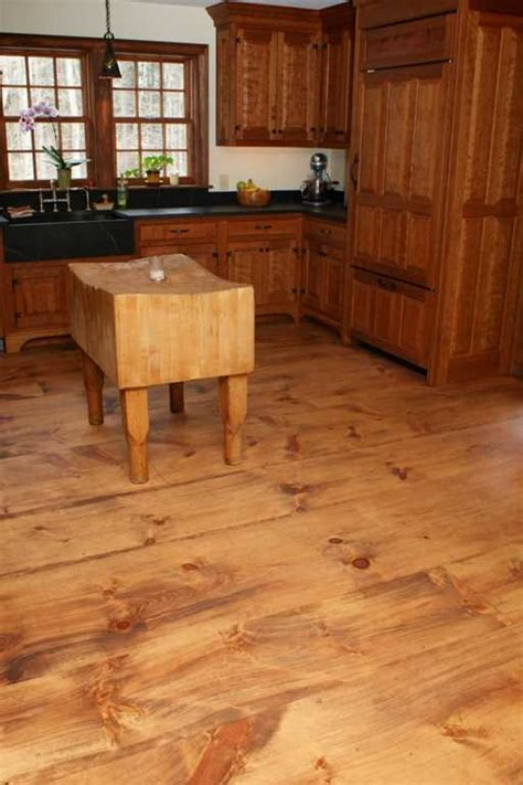 10 inch pine flooring choosing a wide plank wood floor for your kitchen hull
