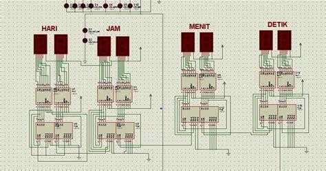 membuat rangkaian jam digital sederhana membuat rangkaian jam digital sederhana yusuf adi khurniawan
