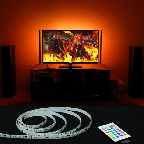 top 20 best usb led backlight rgb adhesive for flat