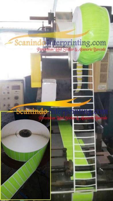 Cetak Foto Stiker Custom Label percetakan custom label sticker barcode self adhesive