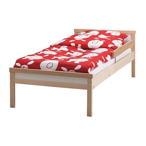 sniglar bed frame with slatted bed base ikea