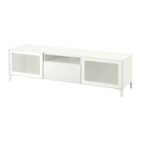 besta tv unit ikea best 197 tv unit white selsviken high gloss white frosted