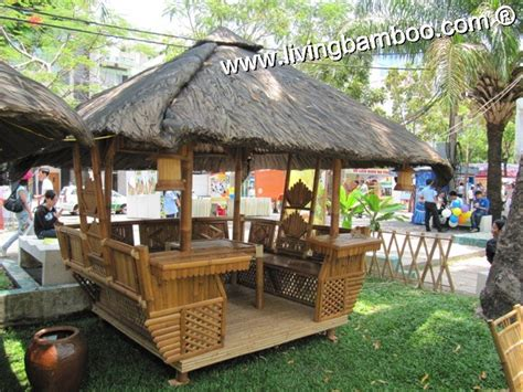 Backyard Cabana Bamboo Gazebo