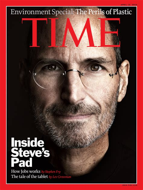 Ipad Kitchen Design App by Time Magazine Cover Story Steve Jobs Apple And Ipad Imore