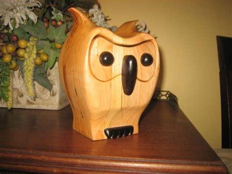 owl band  box jewerly box diy wood shop projects