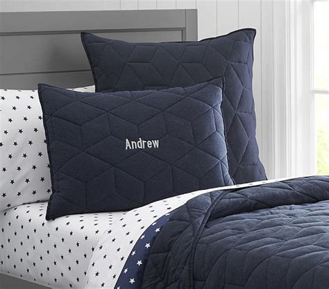 quilted comforters jersey quilted bedding pottery barn kids