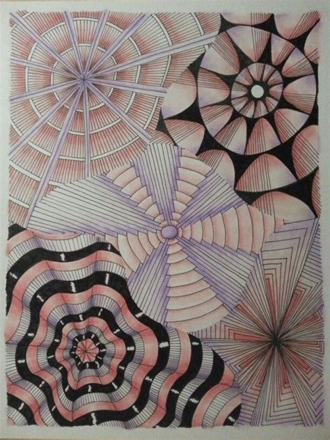 zentangle pattern drupe 17 best images about a zentangle on pinterest tangled