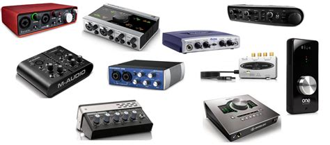 best dj audio interface the top 10 best audio interfaces for your recording needs