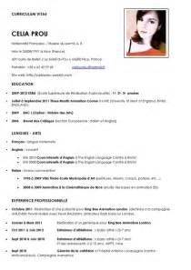 curriculum vitae in english httpceliaprouweeblycomcvhtml