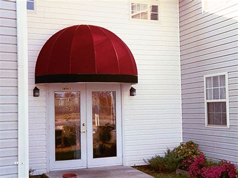 round awnings residential fabric canopies for retractable patio deck
