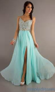 mint colored prom dresses aqua prom dress on sherri hill prom and