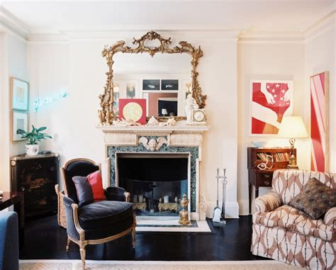 eclectic rooms 10 beautiful rooms with marble fireplaces