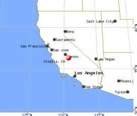 visalia california ca 93277 profile population maps