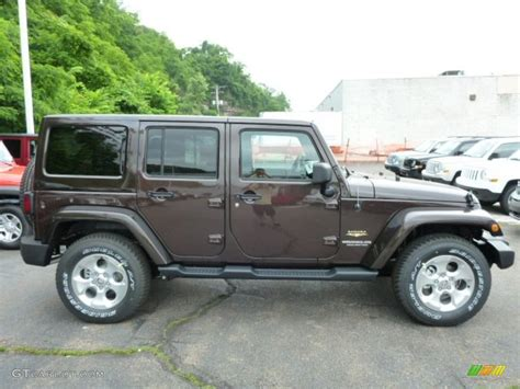 pearl jeep wrangler copper brown jeep wrangler unlimited