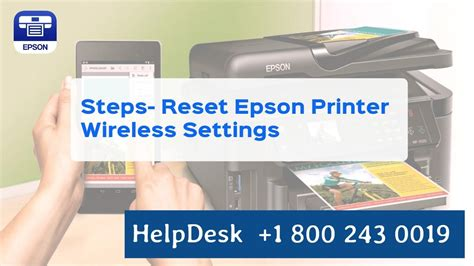 Reset Epson Printer Wireless Settings | how to reset epson printer wireless settings 18002430019 help