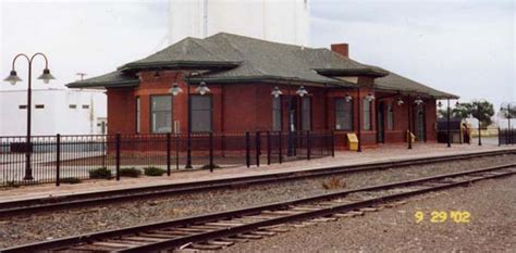 Garden City Station Renovation Finished At Garden City Kan Station