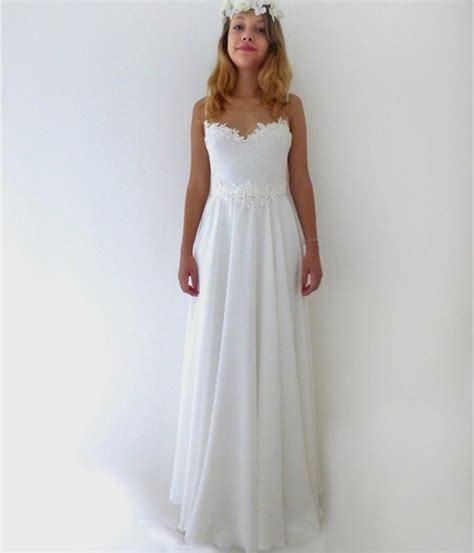 Simple Bridal Gowns by Simple Wedding Dresses Discount Wedding Dresses