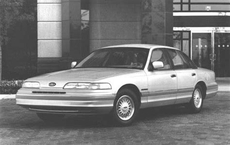 1992 ford crown 1992 ford crown information and photos