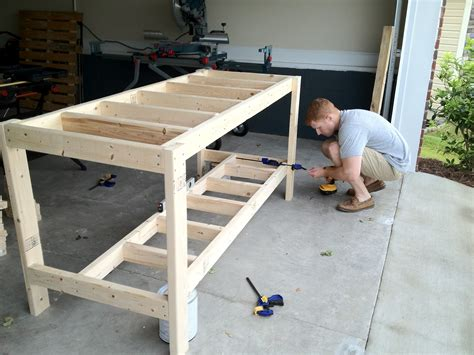 bench design ideas diy workbench designs ideas best house design