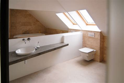 bagno sottotetto loft urbano mansarda it