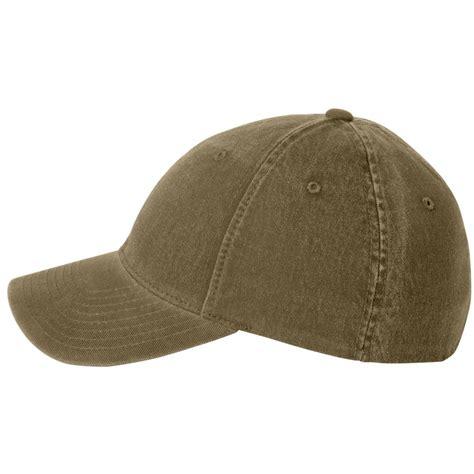 color loden flexfit 6997 garment washed cap loden fullsource