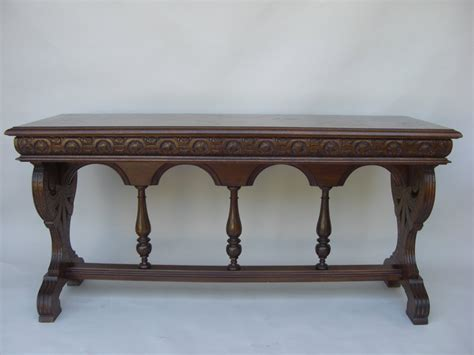 antique sofa tumbling block design sofa table for sale