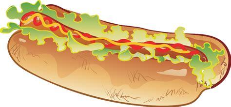 imagenes de un hot dog animado hot dog dibujo imagui