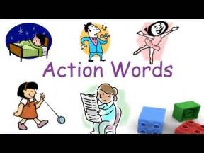 V Cvc Words by Action Words And Verbs For Preschool And Kindergarten
