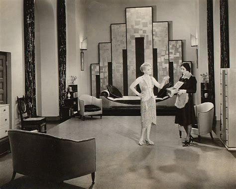 1930s interior images frompo