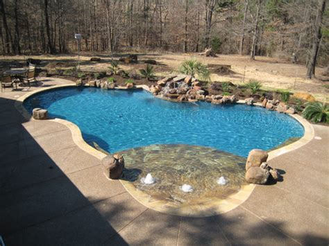 design pools of east texas watch a pool being built custom pool designs longview