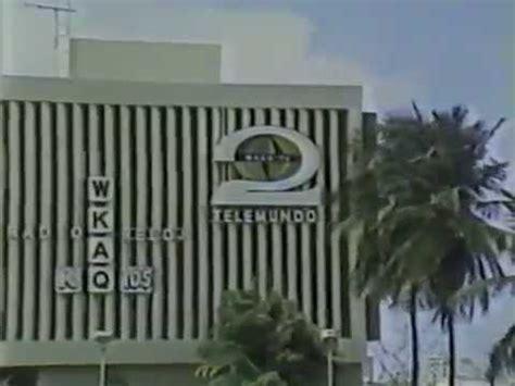 Telemundo canal 2 puerto rico