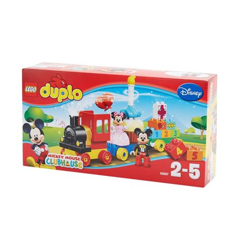 Mainan Anak Puzzle Minnie jual lego mickey mouse n minnie birthday parade mainan