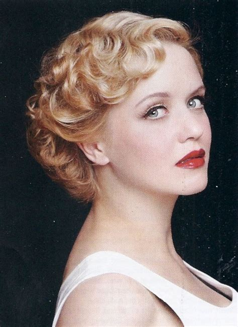 Retro Hairstyles For Hair by 12 Best Images About 1950s Hairstyles On