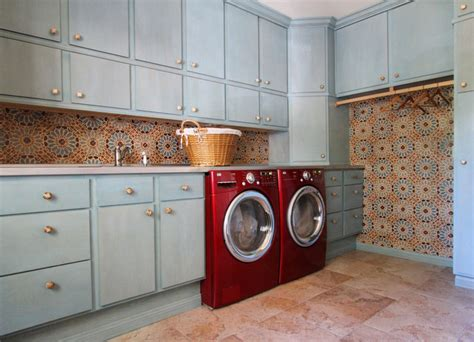 laundry room tile laundry room tile mediterranean laundry room dallas by brown floors co