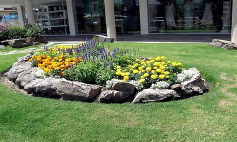 interior design planner small rock garden flower beds
