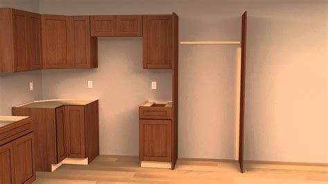 installing kitchen base cabinets yourself