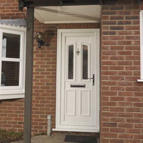 white front door upvc front doors entrance doors inspire